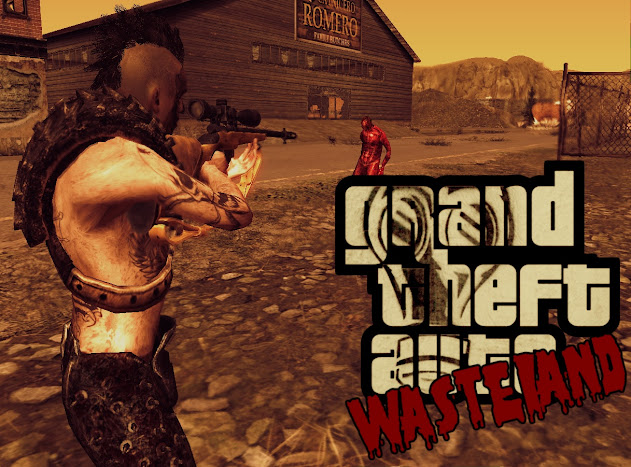 GTA Wasteland Beta 1.5