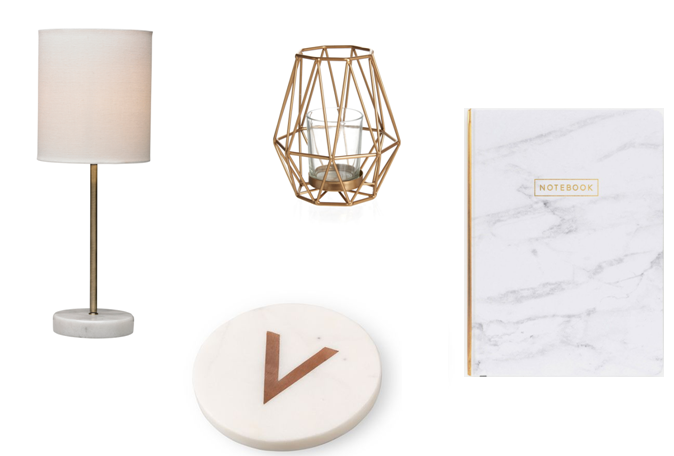 Copper home accessories wishlist