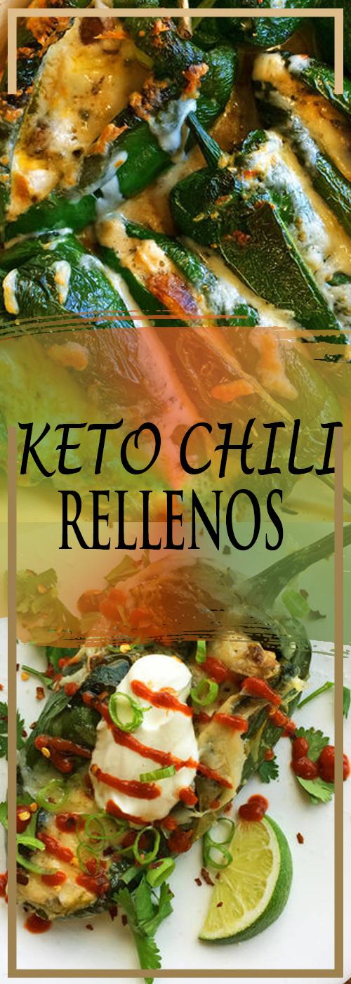 KETO CHILI RELLENOS RECIPE