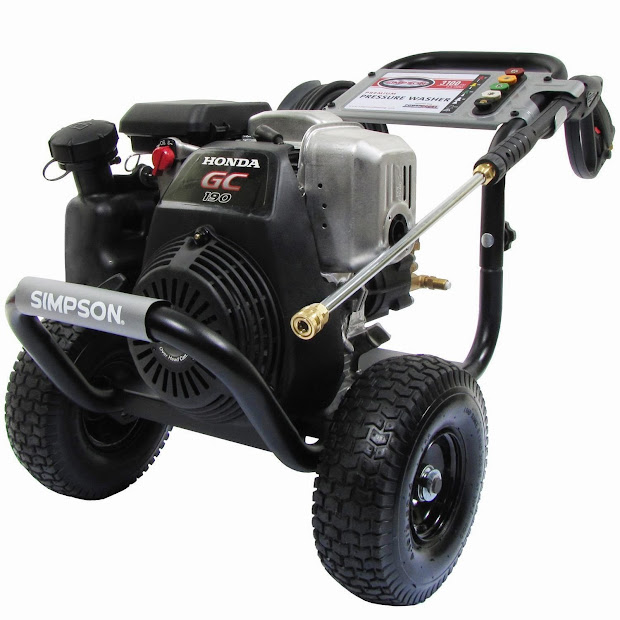 Simpson 3100 PSI Pressure Washer