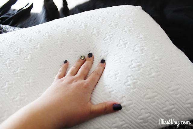 L'oreiller réversible Fleep: deux côtés, deux conforts!