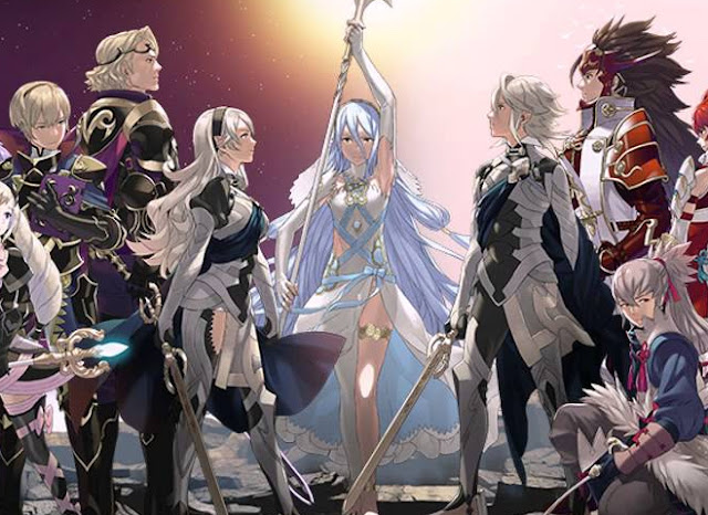 Fire Emblem Fates and morality