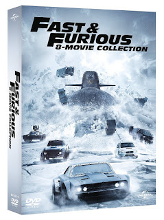 THE FAST AND THE FURIOUS OCTALOGY COLLECTION