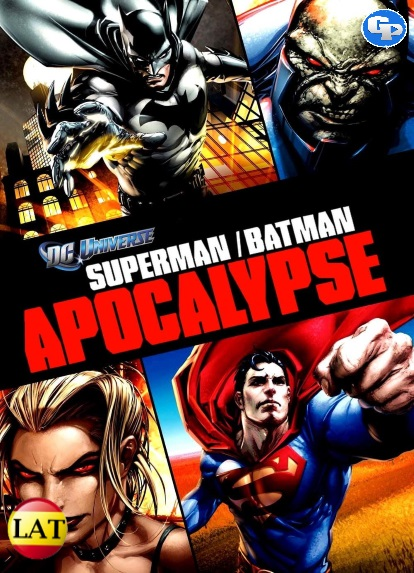 Superman/Batman: Apocalipsis (2010) LATINO