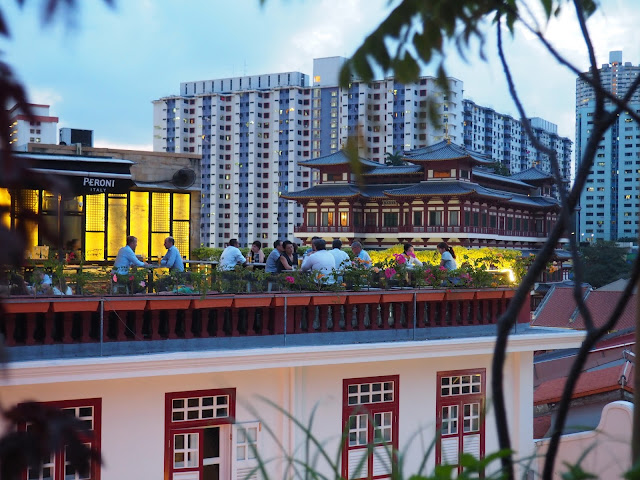 Rooftopbar Singapur