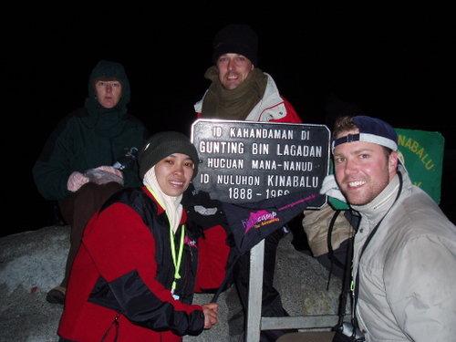 Catatn Perjalanan Gunung Kinabalu