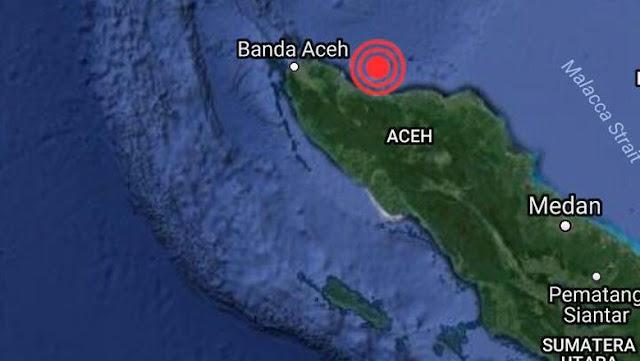 Turut Berduka Cita Untuk Korban Gempa di Pidie Jaya Aceh dan Sekitarnya