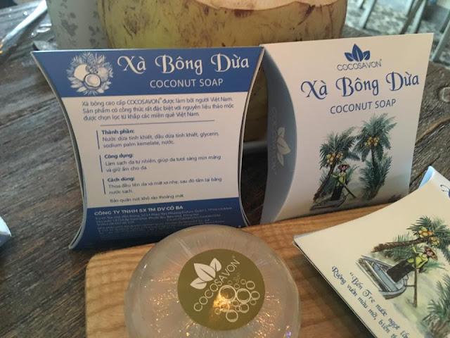 Xà Bông Dừa Khả Năng An Toàn Tới 99,9% Bảo Vệ Làn Da Ngay Cả Khi Bạn Ngủ