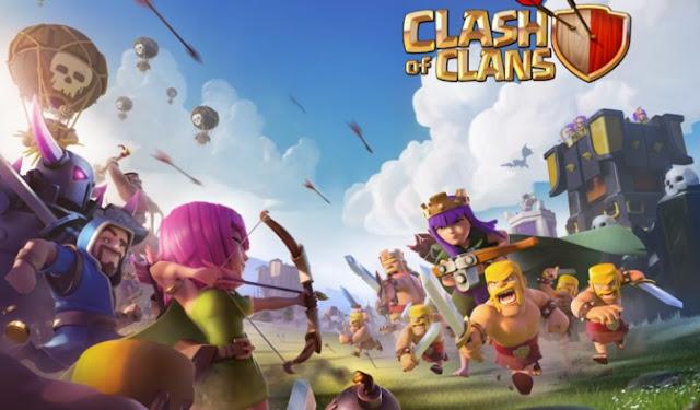 Download Clash Of Clans Apk Versi Terbaru