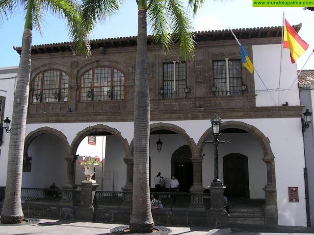El Ayuntamiento de Santa Cruz de La Palma camina hacia la deuda cero