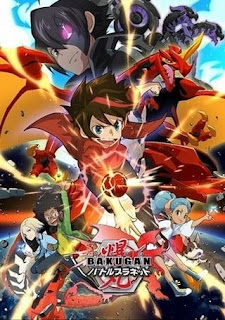 Bakugan: Battle Planet Latino