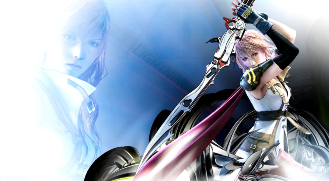 Lightning Final Fantasy 1080p Hd Wallpapers Wallpapers Epic