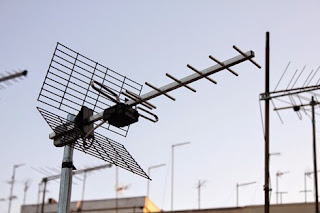 Antenas para comunidades