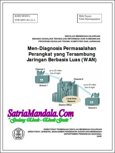 Ebook Diagnosis Error Pada Wide Area Network