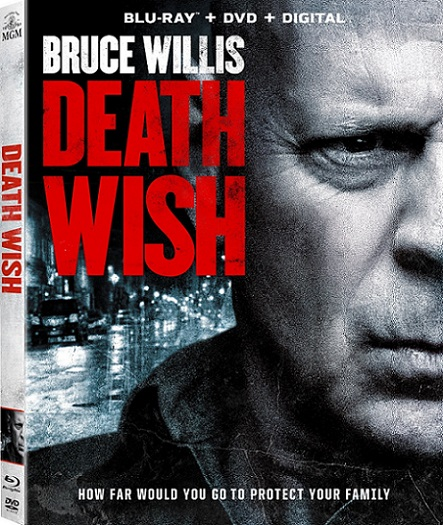 Death Wish (Deseo de matar) (2018) 720p y 1080p BDRip mkv Dual Audio AC3 5.1 ch