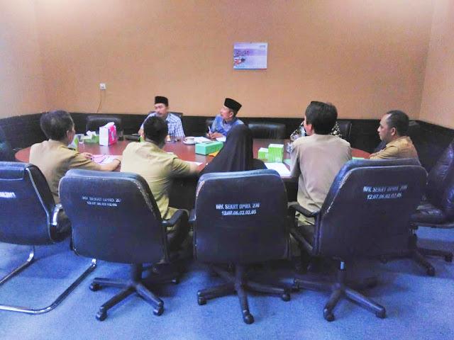 Terkait STR, Komisi I DPRD OKI Agendakan Pemanggilan Kembali