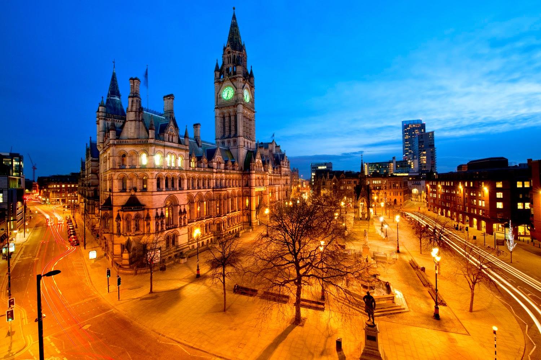 I gruppi musicali di Manchester
