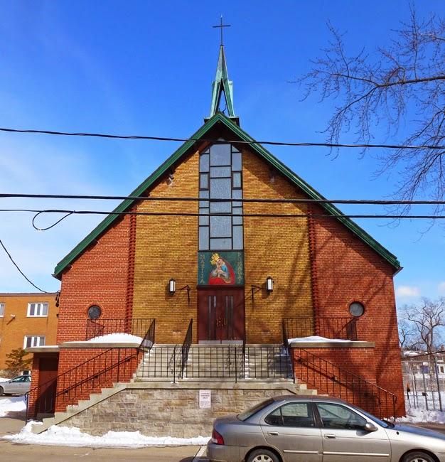 Occasional Toronto: 50s Church