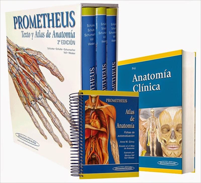 Prometheus - Atlas de Anatomia - Livro - WOOK