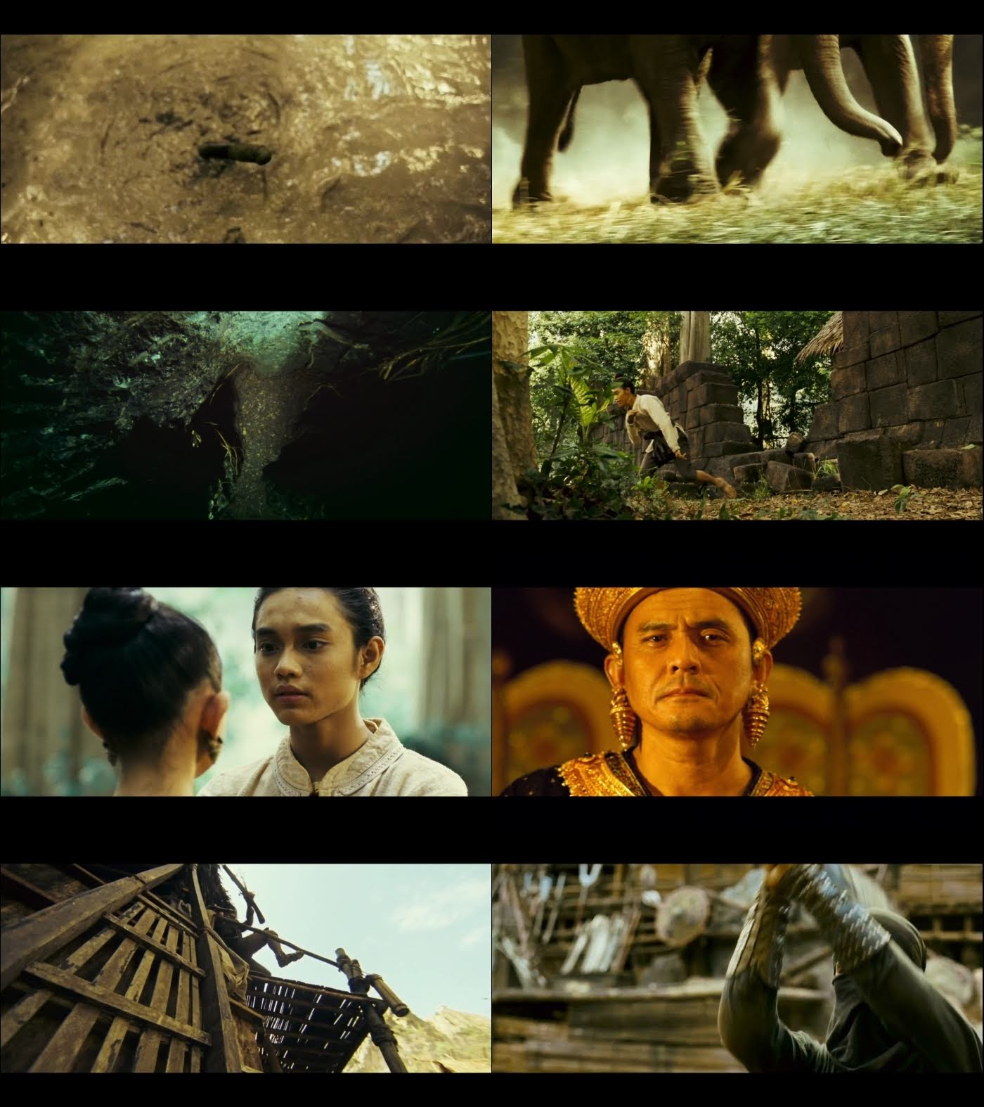 Ong Bak 2 1080p Latino
