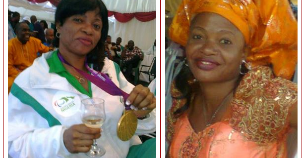 Nigerian Paralympics Gold Medalist, Joy Onaolapo, Passes