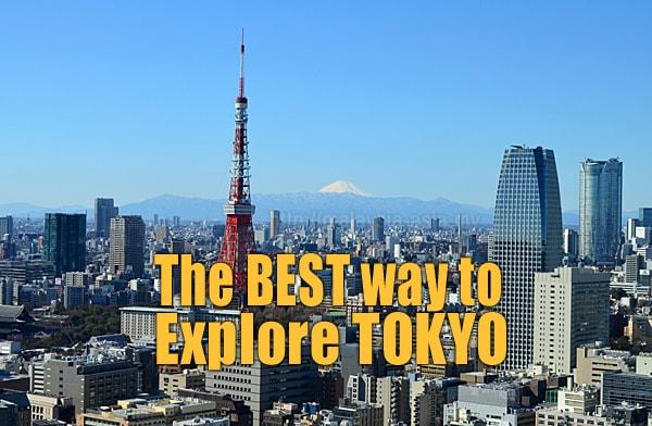 Tokyo Metro Best Way To Explore Tokyo