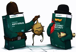 diferencias entre kaspersky antivirus y kaspersky internet security