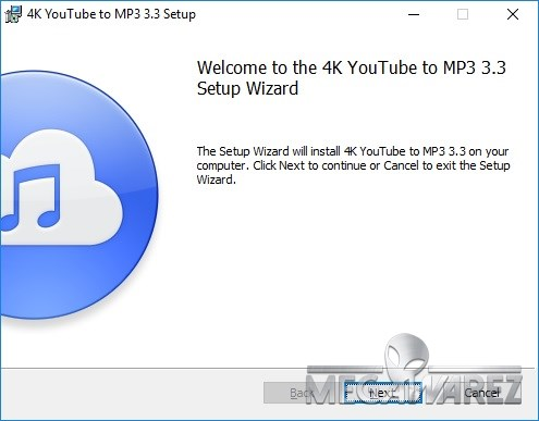 4K YouTube to MP3 imagenes