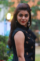 Actress Yamini Bhaskar in a Tight Black Sleeveless Dress ~  Exclusive 06.JPG