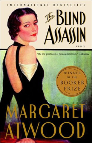 Margaret atwood best selling books