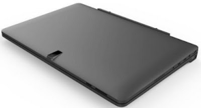 AfriOne 2-in-1 tablet and laptop