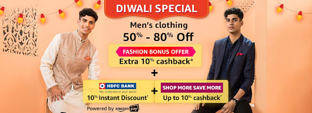 Men's Clothing 50% to 80% off