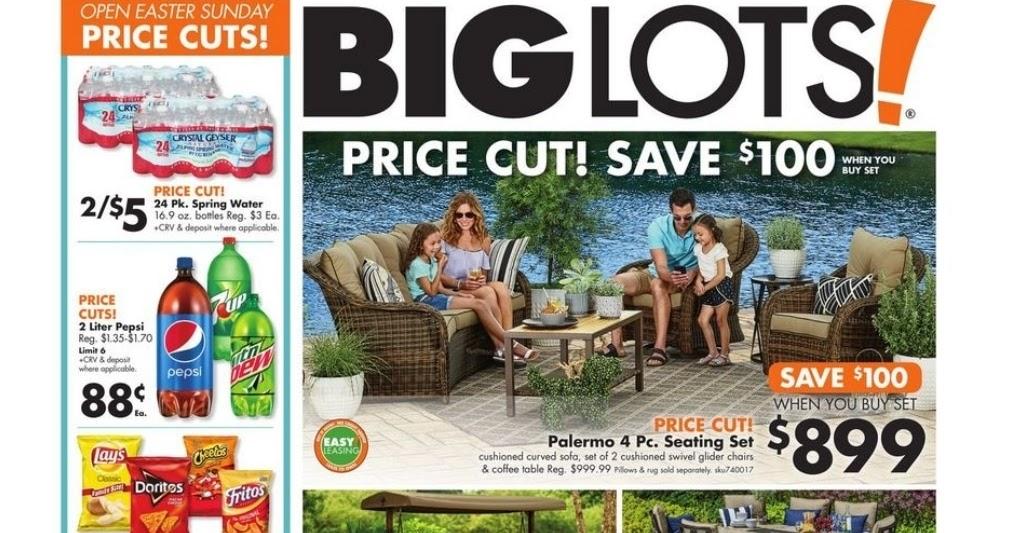 Big Lots Weekly Ad March 24 April 1 2018
