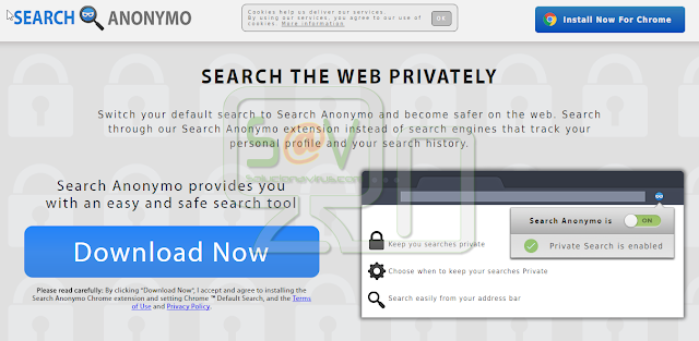 Search Anonymo (PUP)