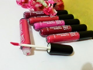 Kiss Beauty LIPCREAM BB LONG LASTING Matte