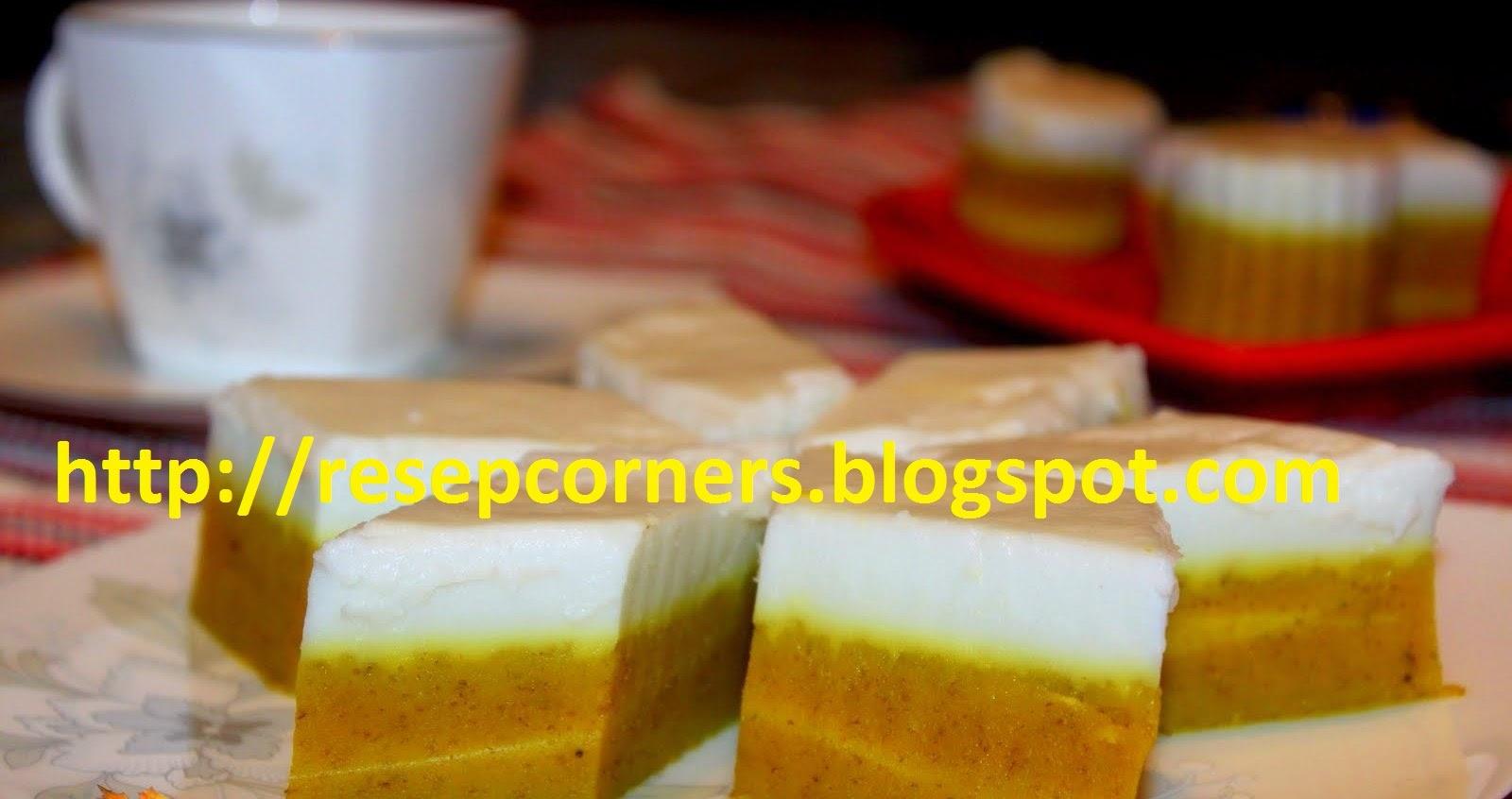 Resep Kue Talam Jtt: Resep Cara Membuat Kue Talam Pisang Sederhana