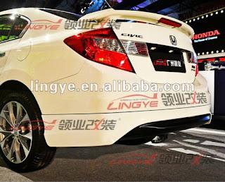 Honda Civi 2012 แต่ง