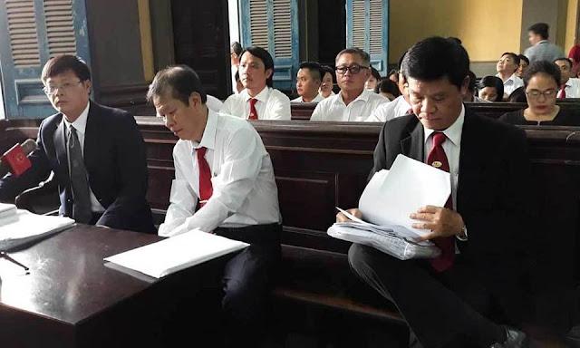 Chưa thể tuyên án vụ Vinasun kiện Grab vì cần bổ sung tài liệu