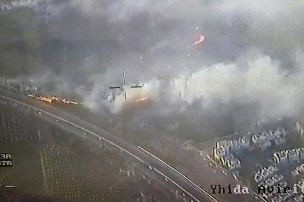 VIDEO: Kebakaran Hebat di Israel – Negara Ini dalam Keadaan Siaga, Netizen: Karena Larang Adzan? : Berita Terhangat Hari Ini
