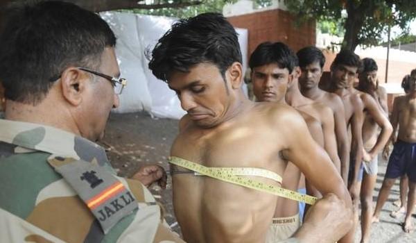 Rajnandgaon Army Rally, Indian Army Rally, Open Bharti Rally