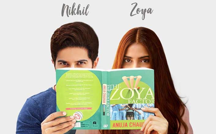 The Zoya Factor new upcoming movie first look, Poster of Sonam Kapoor, Dulquer Salmaan next movie download first look Poster, release date