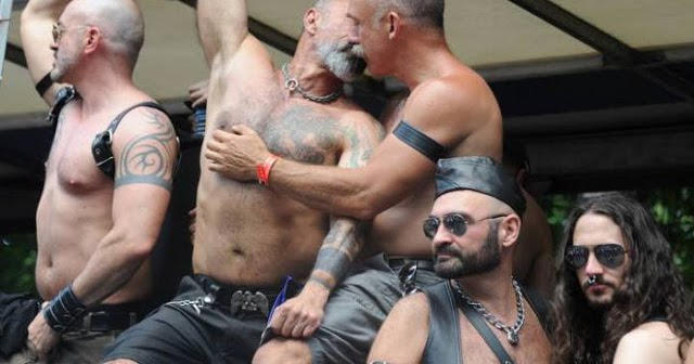 policía realidad gay