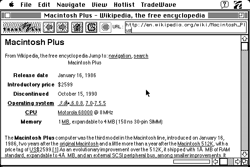 Ingin Lihat Seperti Apa Performa PC 80-an untuk Browsing?