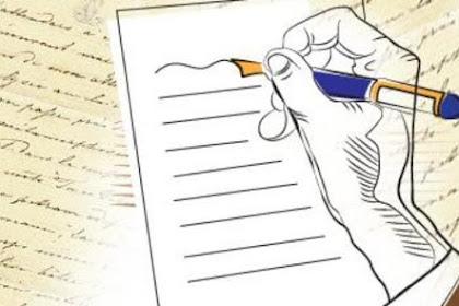 Cara Membuat Surat Permohonan Mutasi Kerja