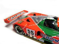 AUTOart 1991 Le Mans Winner Mazda 787b