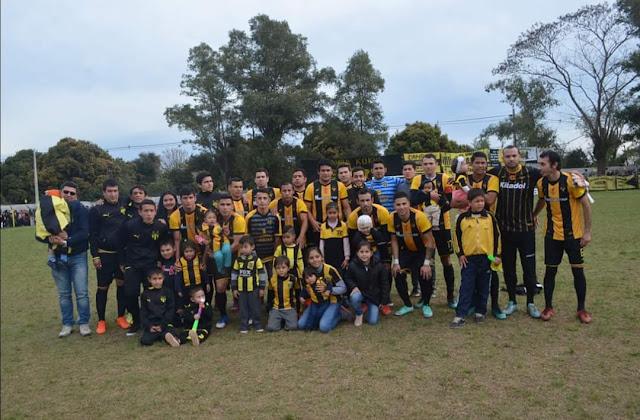 Tercer partido para conocer al campéon en Paraguarí