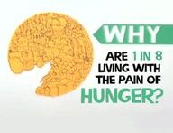 HUNGER  PAIN  Goal 2 by 2030 #Zerohunger