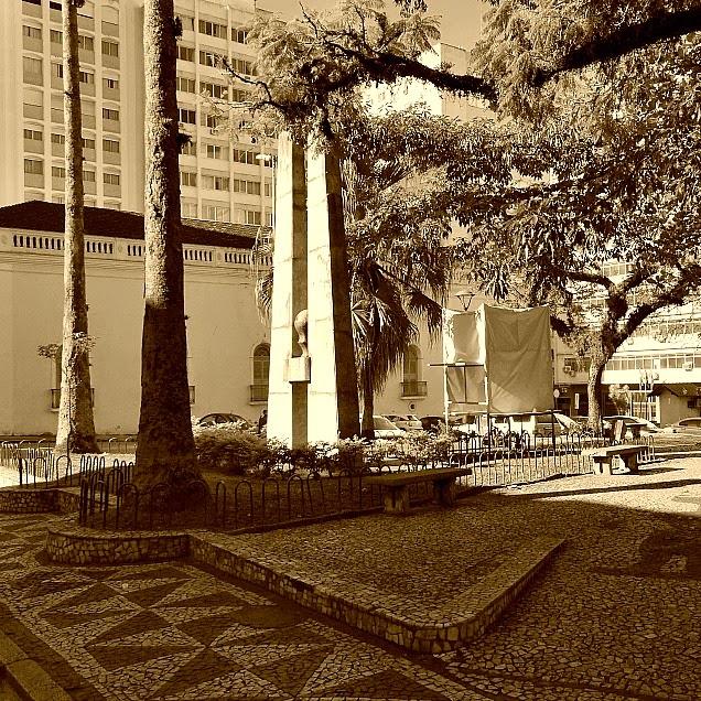 Praça Pereira Oliveira, Florianópolis