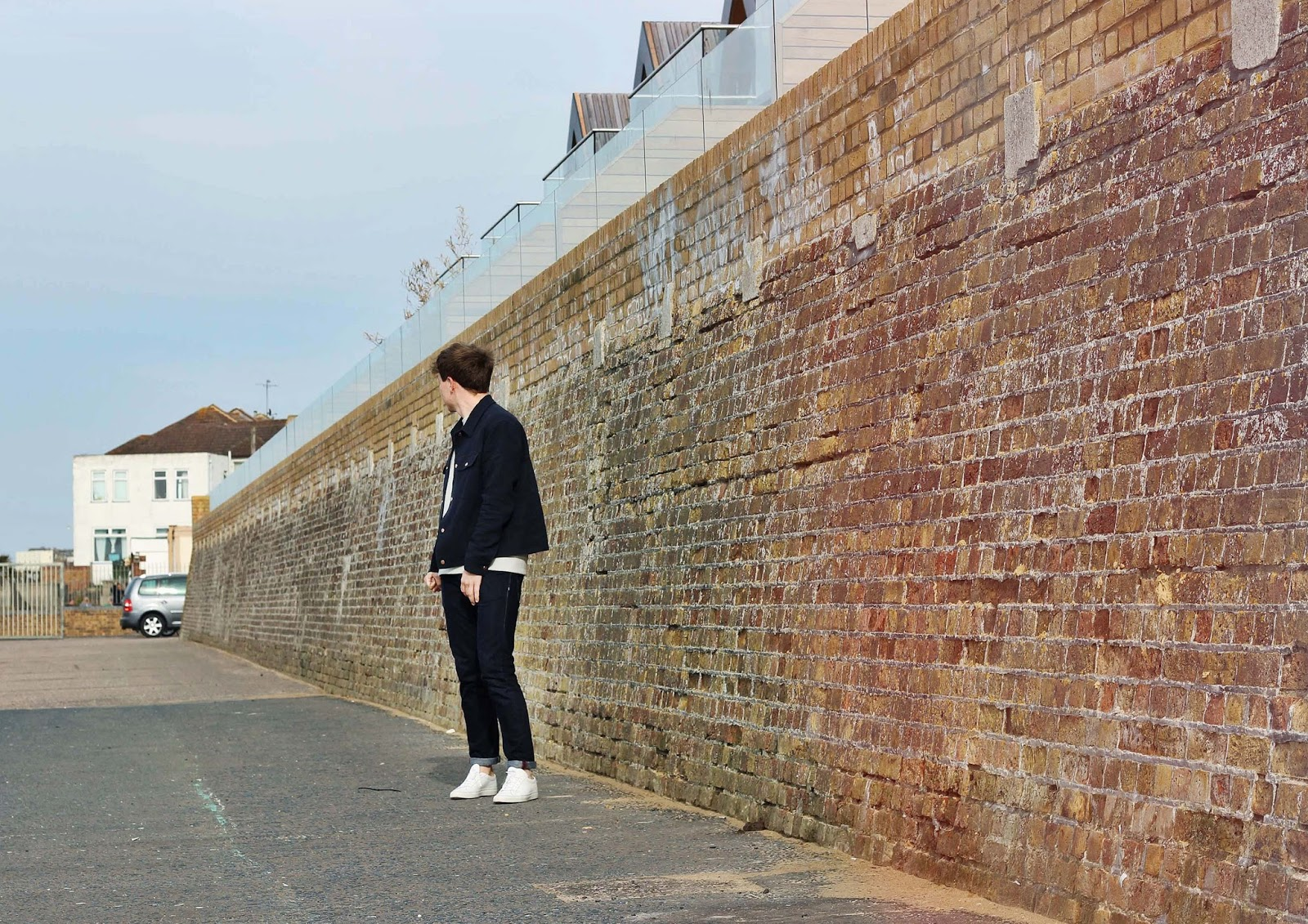 street style blog by James Brown in Margate