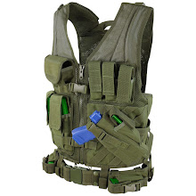 Condor Cross Draw Tactical Vest